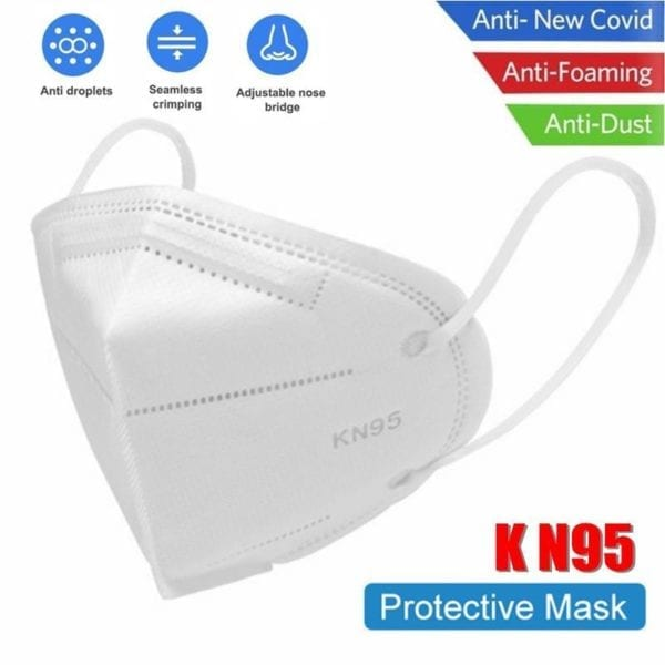 kn95 face mask infographic