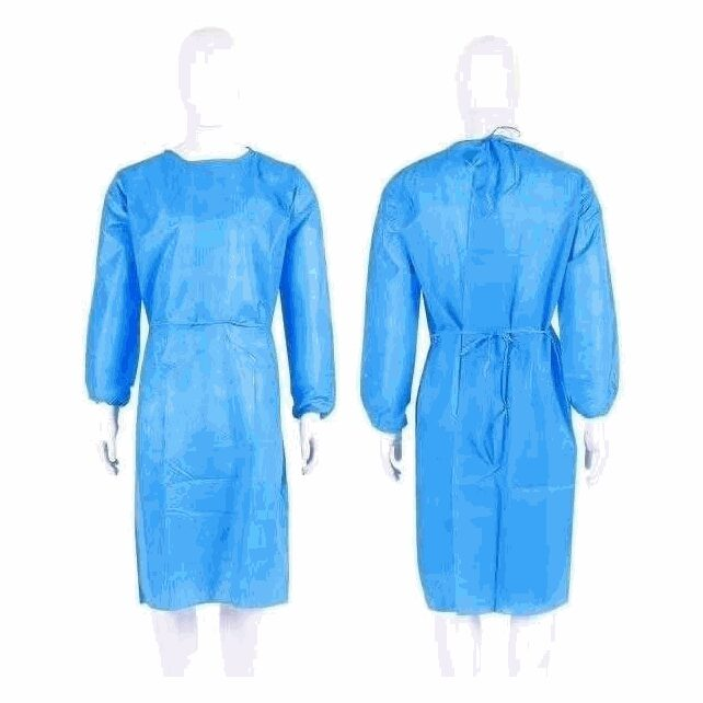 level 2 medical gown cover-19 protection